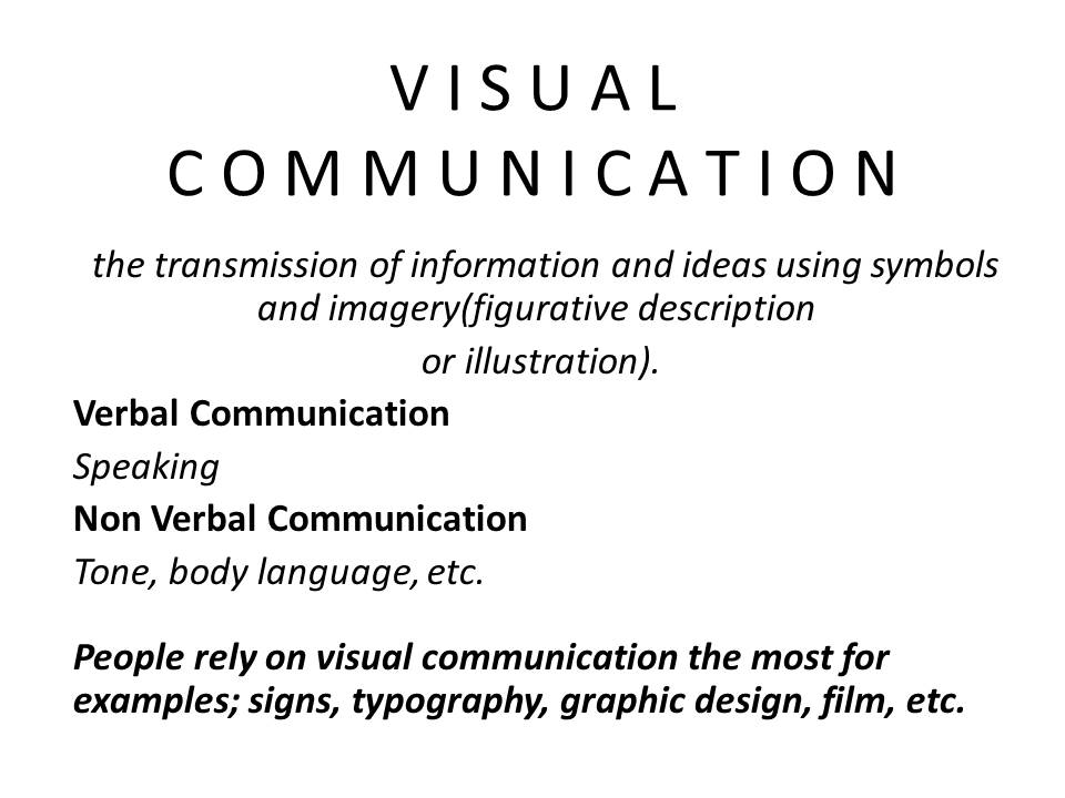 Visual Communication Diploma In Graphic Design